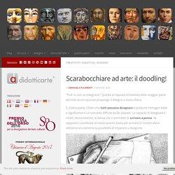 Scarabocchiare ad arte: il doodling! - Didatticarte