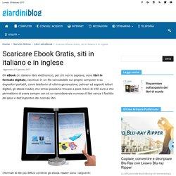 SCARICARE EBOOK GRATIS, 41 DEI MIGLIORI SITI