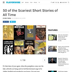 The 50 Scariest Short Stories of All Time