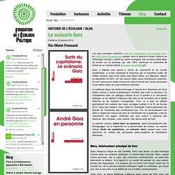 Le scénario Gorz - Fondation de l'Écologie Politique