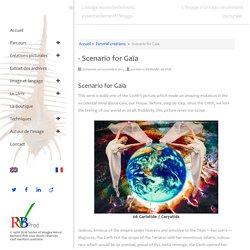 - Scenario for Gaïa - Regard sur l'image