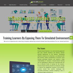 Best Scenario-based learning Content solutions