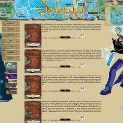pdf scenario dans l'univers de selandia donjon dragon pathfinder