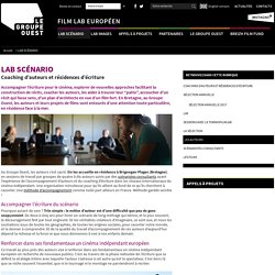 Scénarios de cinéma : coaching d'auteurs et résidences d'écriture