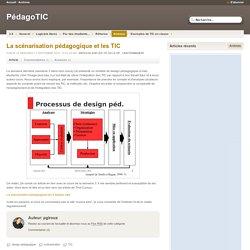 La scénarisation pédagogique et les TIC