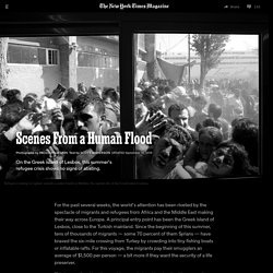 Scenes From a Human Flood