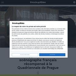 Philippe Quesne, le scénographe français récompensé à la Quadriennale de Prague
