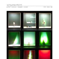 scénographie d'eau sauvage, mise en scène Julien Fisera, texte Valérie Mréjen « (e)spaces-vm (e)spaces-vm