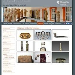 Schätze aus der Judaica-Sammlung