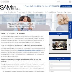 Car Accidents Attorney in Schaumburg