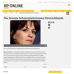 Die 50 besten Schauspielerinnen Deutschlands