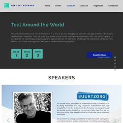 Teal Around the World Virtual Conference, 9 July 2020