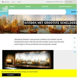 Het Scheepvaartmuseum - Ontdek het grootste schilderij