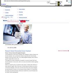 Schellens, J. Group - Netherlands Cancer Institute
