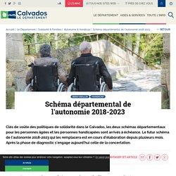 Schéma départemental de l'autonomie 2018-2023 CD14