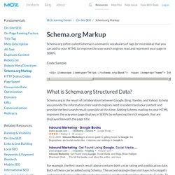 Schema Markup [2020 SEO]