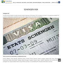 How to apply for Schengen visa, Apply for Schengen Visa