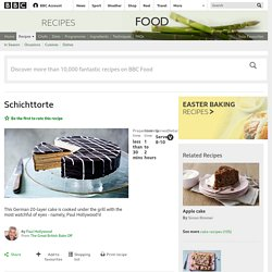 Schichttorte recipe - BBC Food