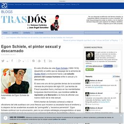 Egon Schiele, el pintor sexual y descarnado