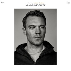 SCHIERKE Artists - Niko SCHMID-BURGK