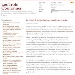 - Les Trois Couronnes - Didactique de l'Information Documentation - Pascal Duplessis