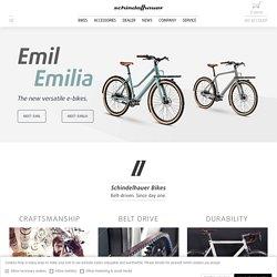 Schindelhauer Bikes > Models > Viktor