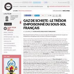 Gaz de schiste : révolution énergétique, menace écologique » Article » OWNI, Digital Journalism