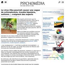 Le virus Zika pourrait causer une vague de schizophrénie, trouble bipolaire, autisme…, craignent des experts