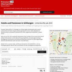 Günstige Hotels & Pensionen in Schliengen - Unterkünfte ab 28 €