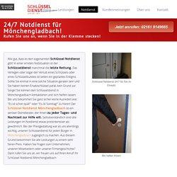 Schlüsselnotdienst Mönchengladbach