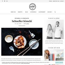 Schneller Kimchi · eat this!