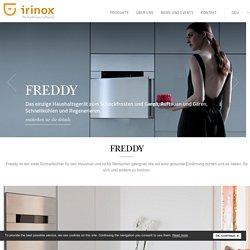 Irinox Home - Schnellkühler für den Haushalt und Gefriergeräte