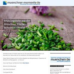 Münchner Schnittlauchsalat