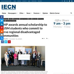 IEHP awards annual scholarship to CUSM students who commit to serve regional disadvantaged communities - Inland Empire Community News