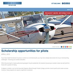 Financial Aid for Aviation Course in USA