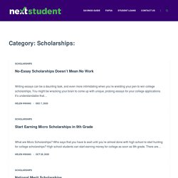 Scholarships & Grants | Student Loans