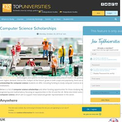 Computer Science Scholarships