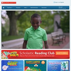 Scholastic, Helping Children Around the World to Read and Learn
