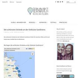 Die schönsten Strände an der Ostküste Sardiniens
