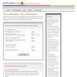 Berechnung Schonvermögen Rechner arbeitslosengeld 2 II Hartz 4 IV