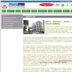 Shree Bhavan's Bharti Public School, Bhopal
