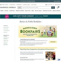 Barnes & Noble Bookfairs