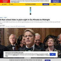 A Nazi school hides in plain sight in Six Minutes to Midnight