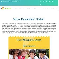 School Management Software & School Management System