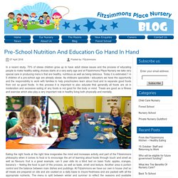 Pre-School Nutrition And Education