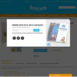 Home School Science - Sixth Grade (One Student) - SciTT Kits