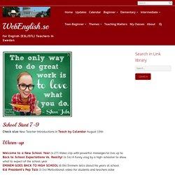 WebEnglish.se