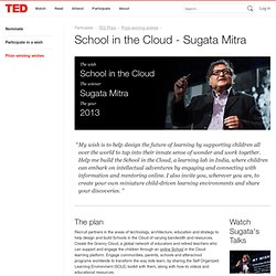 School in the Cloud - Sugata Mitra