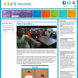 Active Schools Acceleration Project