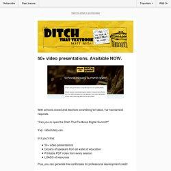 □Schools closed. Ditch Summit OPEN!